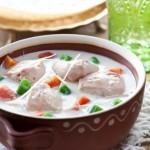 chicken stew by Chef Arun